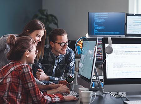 Métiers de l'informatique & numérique